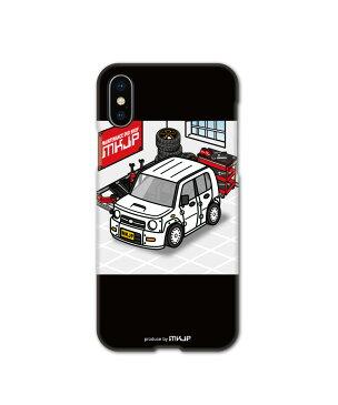 MKJP カスタムiPhoneケース ダイハツ ネイキッド L750 760S