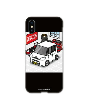 MKJP カスタムiPhoneケース ダイハツ タント LA600S