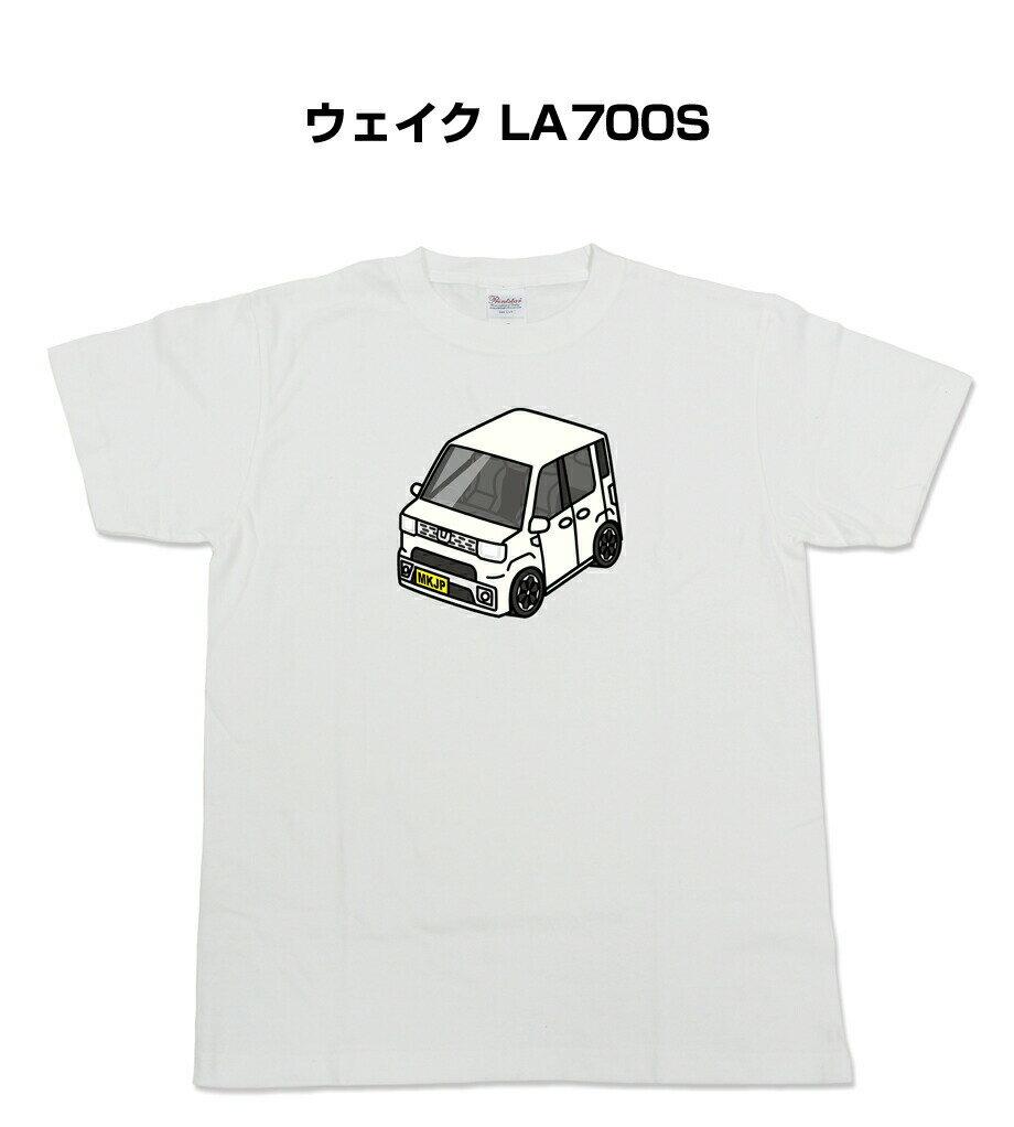 トップス, Tシャツ・カットソー T LA700S