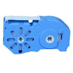 NTT-AT光コネクタクリーナCLETOP-S(クレトップS)リールタイプ(グリップタイプ)交換カートリッジブルーテープ(6個/セット)14110700