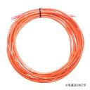 冨士電線 CAT6 単線 LANケーブル ストレート 10m 橙 両端RJ45 4TPCC6-B10B-P