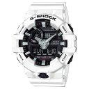 カシオ Gショック GA-700-7AJF CASIO G-SHOCK メンズ腕時計 アナデジ 国内正規品 刻印対応、有料 【コンビニ受取対応商品】 ZAIKO
