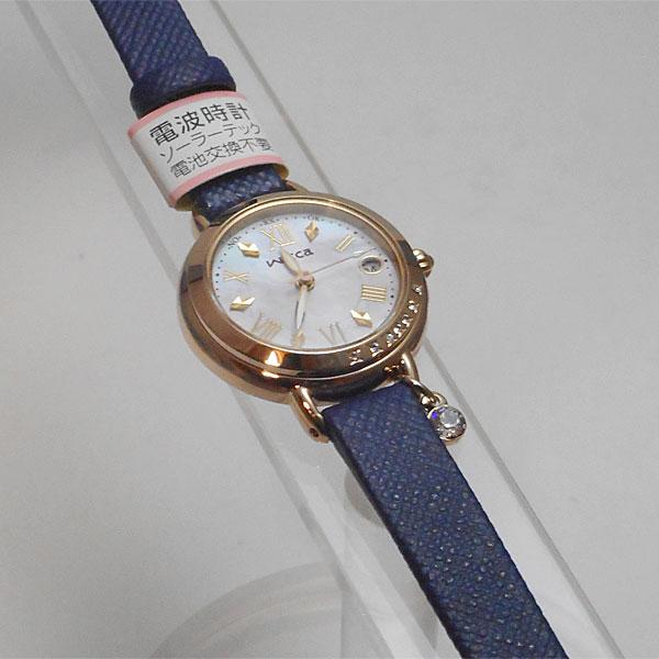 シチズン ソーラー電波時計 ウィッカ KL0-821-10 女性用 腕時計 CITIZEN Wicca レディースウオッチ 取り寄せ品