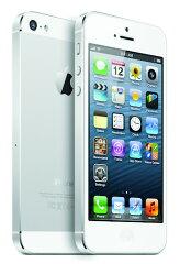 海外版 iPhone5 16GB ホワイト アイフォン5 新品未開封品 Apple アップル※SIMフリー※【送料無...
