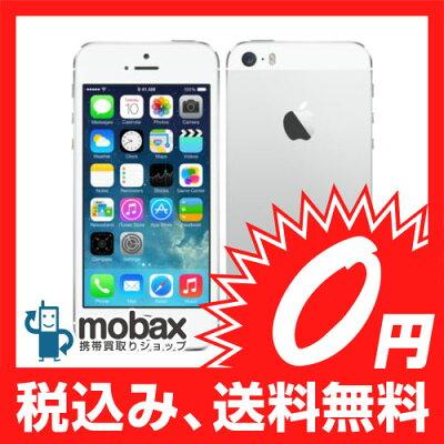 au iPhone5s 64GB シルバー アイフォン5s 送料無料Apple アップル※ネットワーク利用制限(△)...