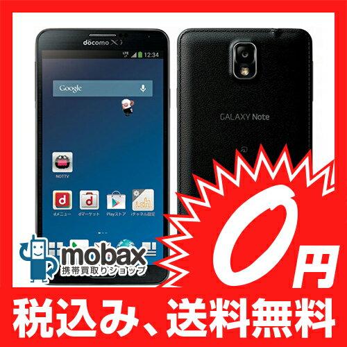 ◆ポイントUP◆※〇判定GALAXY Note 3 SC-01F docomo ジェットブラック