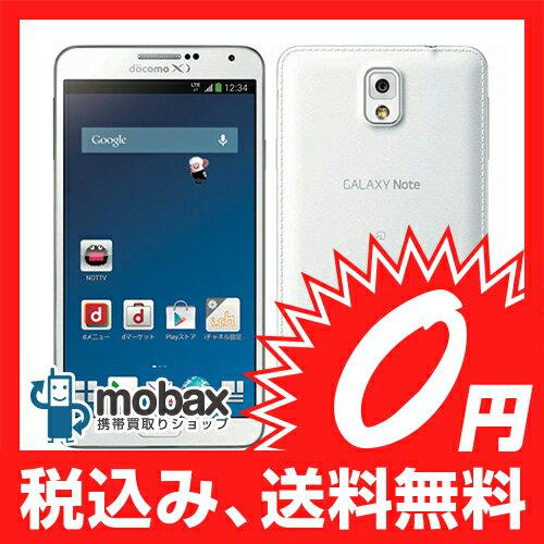 ◆ポイントUP◆※〇判定GALAXY Note 3 SC-01F docomo クラシックホワイト【白ロム...