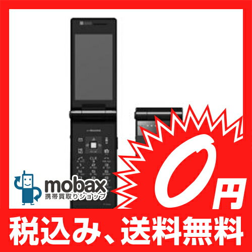 ◆お買得◆※〇判定新品未使用★ docomo SMART series P-04A ブラック