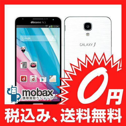 ◆お買得◆※〇判定docomo GALAXY J SC-02F [サテンホワイト]☆白ロム☆