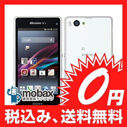 ◆お買得◆※〇判定 docomo Xperia Z1 f SO-02F [ホワイト]☆白ロム☆