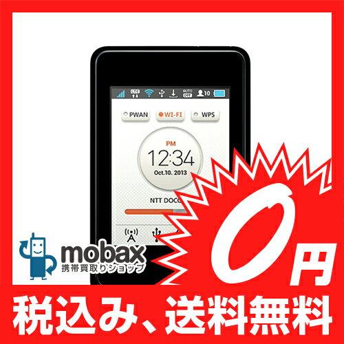 ◆ポイントUP◆※〇判定docomo Wi-Fi STATION L-02F [ブラック]☆白ロム☆