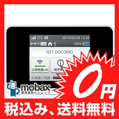 ◆お買得◆※〇判定 docomo HUAWEI Wi-Fi STATION HW-01F [ホワイト] ☆白ロム