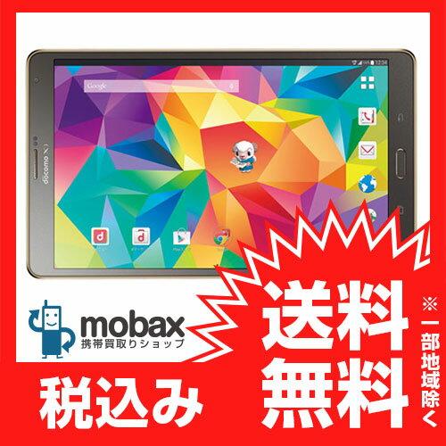 ◆お買得◆※〇判定 docomo GALAXY Tab S 8.4 LTE SC-03G チタニウムブロンズ タブ...
