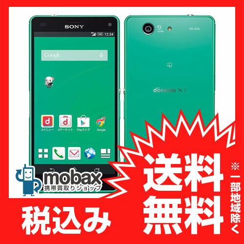 ◆お買得◆※〇判定 docomo Xperia Z3 Compact SO-02G [グリーン]白ロム☆