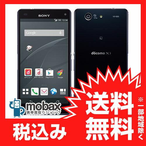 ◆お買得◆※〇判定 docomo Xperia Z3 Compact SO-02G [ブラック]白ロム☆