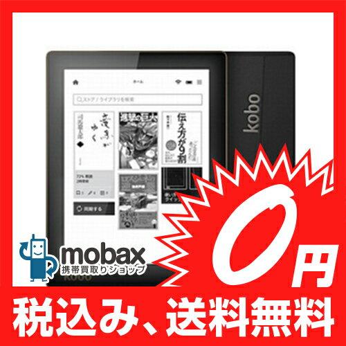 ◆お買得◆ kobo aura [ブラック](N514-KJ-BK-S-EP)☆白ロム☆