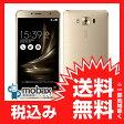 ◆お買得◆《国内版SIMフリー》【新品未開封品(未使用)】 ASUS ZenFone 3 Deluxe ZS550KL [ゴールド] 白ロム ZS550KL-GD64S4