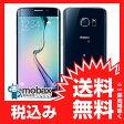◆お買得◆※〇判定 【新品未使用】SoftBank Galaxy S6 edge 404SC 64GB[ブラックサファイア]白ロム