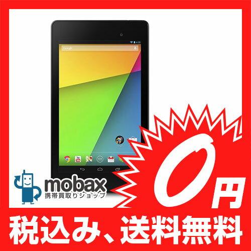 ◆お買得◆※SIMフリー※ Nexus 7 Wi-Fi+LTE通信対応モデル 32GB 【ME5...