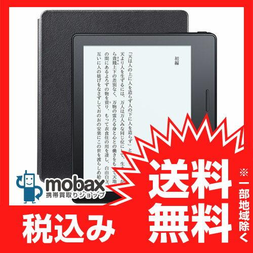 ◆お買得◆Kindle Oasis Wi-Fi バッテリー内蔵レザーカバー付属 ブラック...