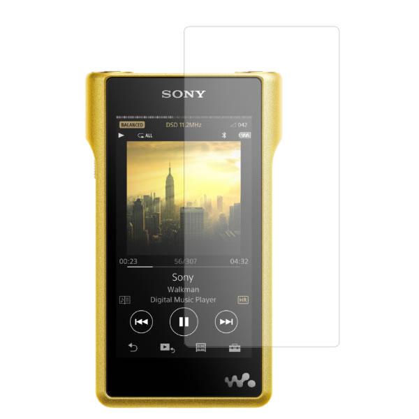 スマートフォン・携帯電話アクセサリー, 液晶保護フィルム Sony WM1 NW-WM1Z