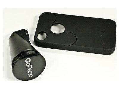 GoPano micro iPhone4S / iPhone4 用 360度パノラマ撮影レンズ