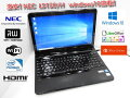 激安ノートパソコン!NECLS150/Hwindows10/Pentinum/メモリ4GB