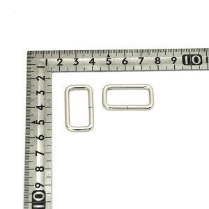 角カン(小カン)25×11×3mm50個セット