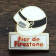 Firestone Vintage Helmet ピンバッジ ファイアストン ビンテージ ヘルメット Pins ピンズ