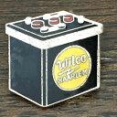 ウィルコ ハーレム バッテリー ピンバッジ Wilco HAARLEM Battery Pin