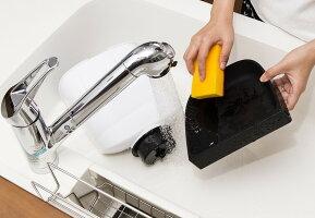 洗える自動給餌器