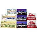 訳あり パタゴニア ステッカー ホノルル ハワイ 8種セット PATAGONIA HONOLULU HAWAII STICKERS SET PATALOHA パタロハ シール 非売品 1