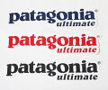 激レアパタゴニアアルティメットステッカー赤黒紺3色セットPATAGONIAULTIMATESTICKERシール非売品限定新品ネコポス