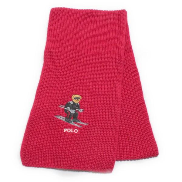 ファッション雑貨・小物, マフラー・スカーフ  Polo Ralph Lauren POLO BEAR SCARF