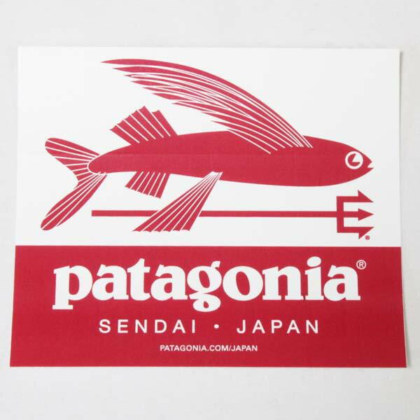 スポーツウェア・アクセサリー, その他  PATAGONIA SENDAI JAPAN FLYINGFISH