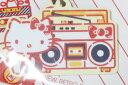 国内発送 台湾 悠遊カード ハロー キティ ラジカセ サンリオ MRT IC 交通 電車 バス EasyCard HELLO KITTY キーホルダー ネコポス 新品
