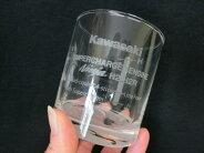 KAWASAKI/カワサキNinjaH2・H2R/ロックグラス/1個