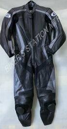 SPEEDOFSOUND革ツナギレザースーツSOS-18ブラックブラック選べる16サイズ!