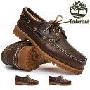 Timberland(ティンバーランド) TIDELANDS RANGER MOC(タイドランズレンジャーモック) A1TGJ ネイビー