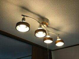 シーリングライト4灯SW−5027/SW−5028/SW−5029