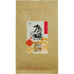 होजिचा टी बैग के साथ या उसके बिना जैविक खेती उजीछा [चायदानी के लिए (४ ग्रा। X ५० टुकड़े] [ऑर्गेनिक जेएएस सर्टिफिकेशन] [चाय / ऑर्गेनिक होजिचा / पेस्टिसाइड-फ्री / वज़ुका-चाय / टी