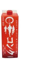 スポーツドリンク:クエン酸・オルニチン配合『Cコンク』1000ml×12本ハイポトニックスポーツ飲料
