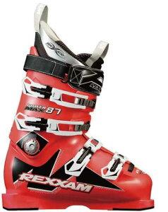 スキー:【送料無料】REXXAM レクザム スポーツモデル Power Max-87(BX-SSインナー)2015-2016 基礎 デモ レース ゲレンデ 技術志向 ゲレンデ 1級 2級 準指 シニア 女性