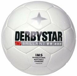 サッカー:ダービースターサッカーボール「DERBYSTAR」5号球BRILLANT_TT_GOLD
