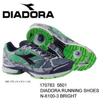 運行︰ DIADORA 慢跑鞋 N-6100-3 光明 170783 5601 男女皆宜