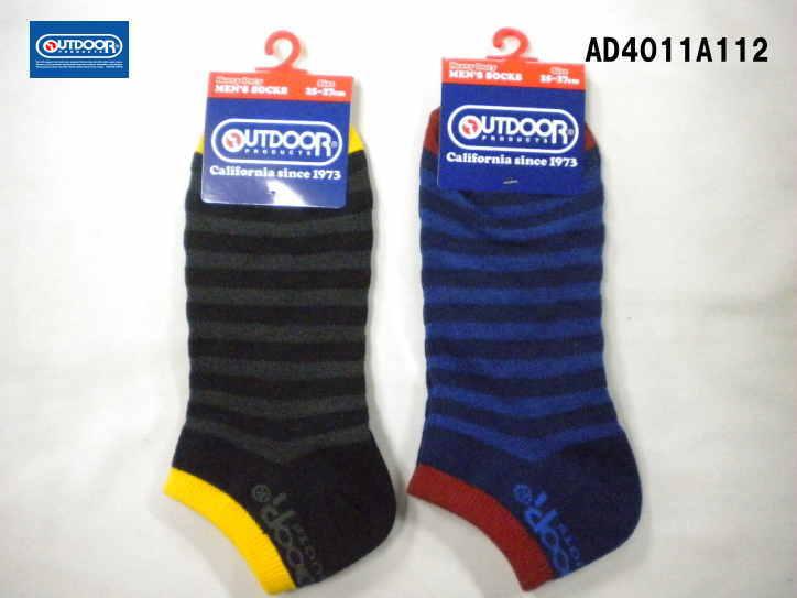 靴下・レッグウェア, 靴下 OUTDOOR AD4011A112