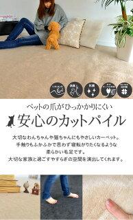 防臭・抗菌機能で日本製。赤ちゃんにも安心安全カーペット