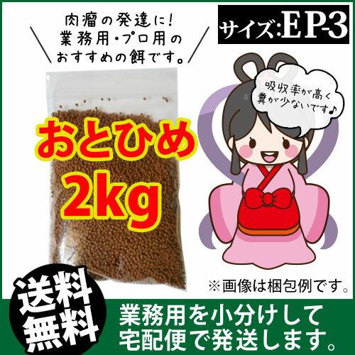 エサ, 人工飼料 ()EP3(2.93.3mm)2kg (--)900