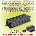 正規輸入品 グラウンドゼロ Ground Zero GZRA Micro One 超小...