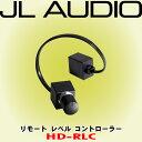 正規輸入品 JL AUDIO HD-RLC 手元でレベルを調整できる、リモ...